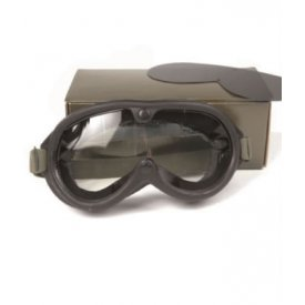 US M44 SUN, WIND AND DUST GOGGLES W.CASE