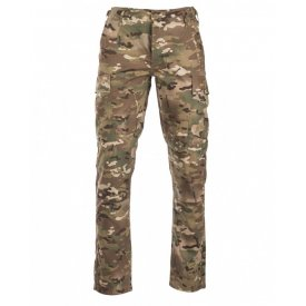 PANTALONI US BDU RIPSOP SLIM FIT MULTITARN