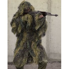 JACHETA GHILLIE ANTI FIRE WOODLAND