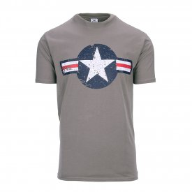 TRICOU BARBATI WWII AIR FORCE GREY