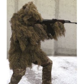 JACHETA GHILLIE ANTI FIRE DESERT