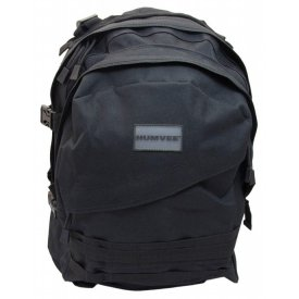 RUCSAC DAY PACK GEAR HUMVEE 45 LITRI BLACK