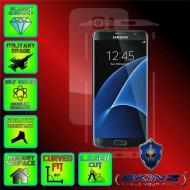 Samsung Galaxy S7 Edge - Folie SKINZ Protectie  Full Body Ultra Clear AutoRegeneranta , husa invizibila tip skin ( Folie Protectie Ecran + Folie Carcasa )