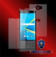 BlackBerry Priv - Folie SKINZ Protectie  Full Body Ultra Clear AutoRegeneranta , husa invizibila tip skin ( Folie Protectie Ecran + Folie Carcasa )