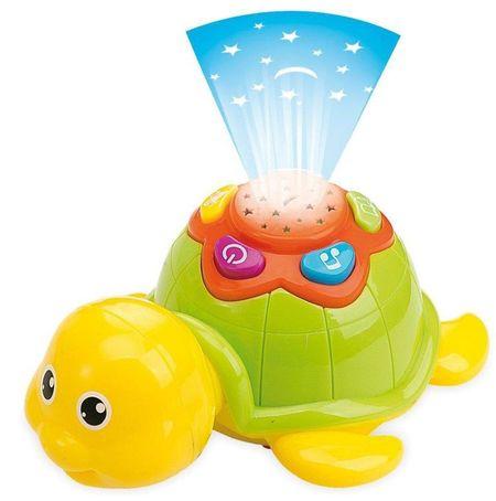 Jucarie muzicala pentru copii Turtle Fun