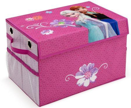 Cutie pentru depozitare jucarii Disney Frozen