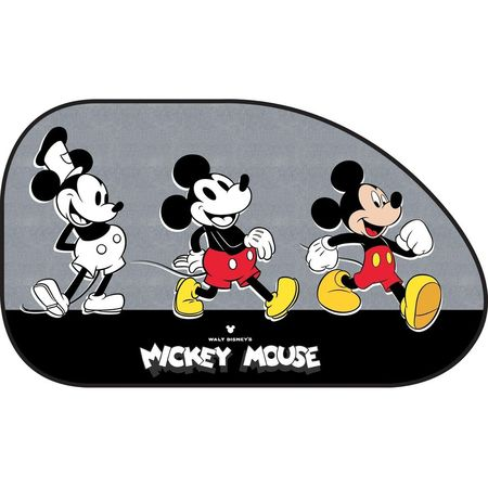 Set 2 parasolare auto XL Mickey Disney Eurasia 25362