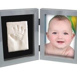 Kit Amprenta bebelus 2D 'My First Print of Frame', Kidzzcast