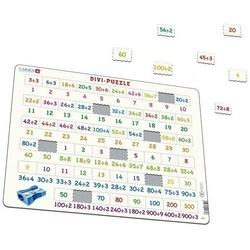 Puzzle Impartirea, 58 Piese Larsen LRAR9