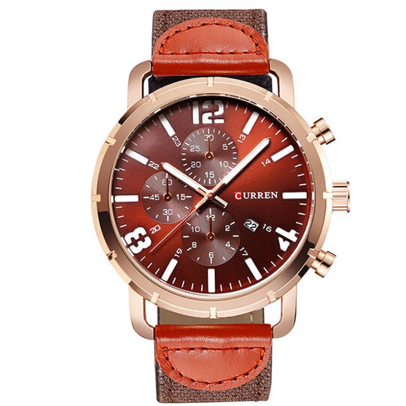 Ceasuri barbatesti Curren 8194 - JW847-7