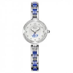 Ceas dama Kimio - JW759 albastru