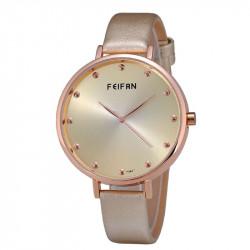 Ceas FeiFan BSL922 auriu