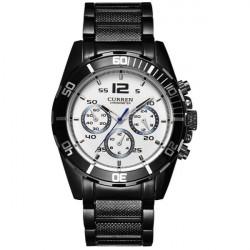 Ceasuri barbatesti Curren 8073 - JW401 negru