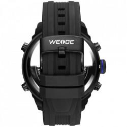 Ceas WEIDE, Quartz, Casual Sport, Albastru, Curea Silicon, WH6303B-8C