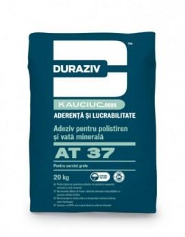 Adeziv pentru polistiren și vată minerală, recomandat pentru sarcini grele, aditivat cu Kauciuc