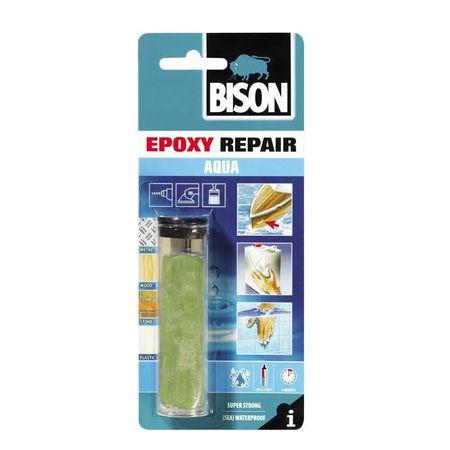 BISON Epoxy Stick Aqua 56g bl.