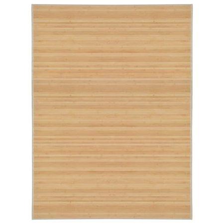 Covor, natural, 195 x 300 cm, bambus