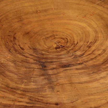 Măsuță de cafea, 60 x 55 x 25 cm, lemn masiv de acacia