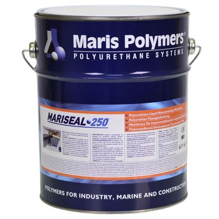 Membrana hidroizolanta pentru acoperisuri gri, MARISEAL 250 - 25kg
