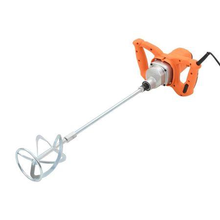 Mixer electric manual pentru beton, 6 viteze, 1200 W