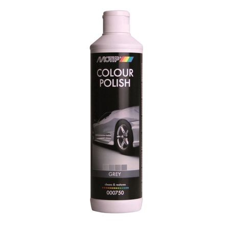 MOTIP COLOUR POLISH 750C polish color gri 500ml