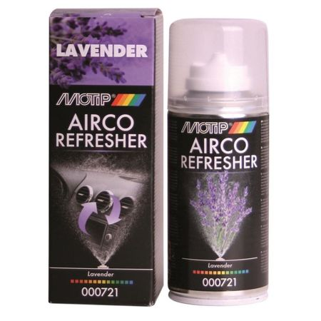 MOTIP Airrefresher 721BS Sp odoriz. lavanda 150ml