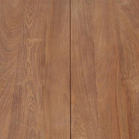 vidaXL Măsuță de cafea, 110x60x40 cm, lemn de tec cu finisaj natural