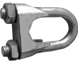 Brida Cablu DIN 741 - 8x6  - 651044