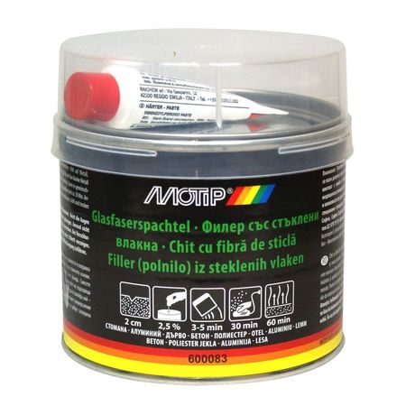 MOTIP chit fibra de sticla 1000g M600083