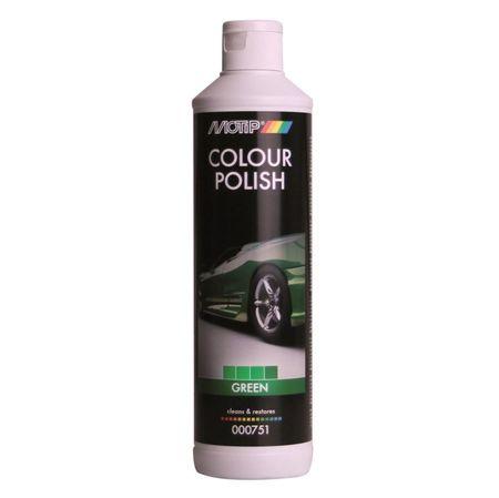 MOTIP COLOUR POLISH 751C polish color verde 500ml