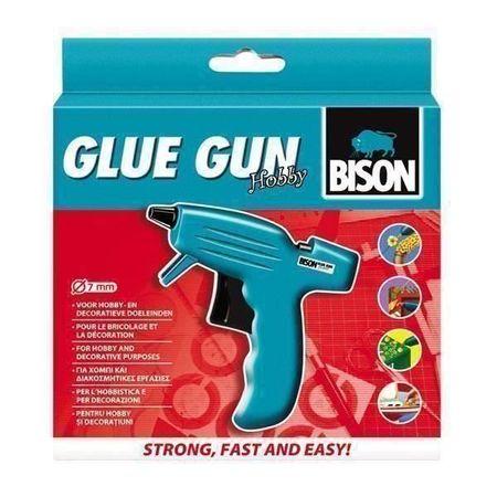 BISON  'HOBBY' pistol de lipit la cald