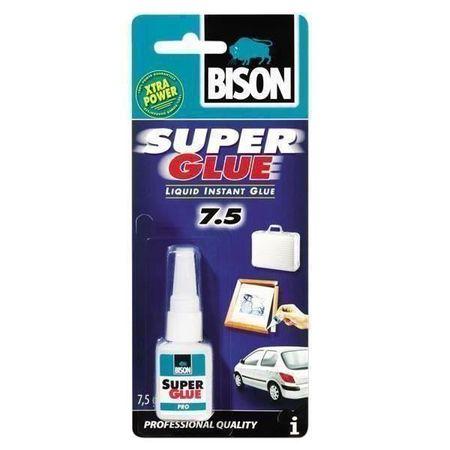 BISON Super Glue Professional 7,5ml bl.