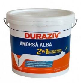 DURAZIV Amorsă albă 2 în 1 - 8.5 L