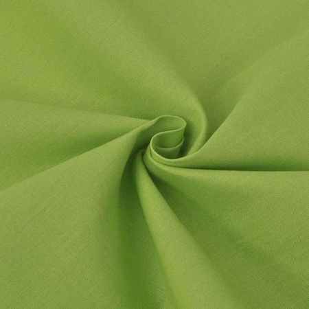 Țesătură din bumbac 1,45 x 20 m, verde