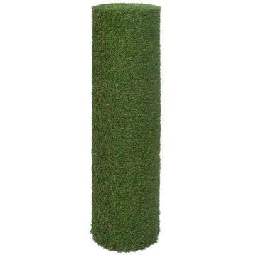 Gazon artificial 1 x 5 m/20-25 mm, Verde