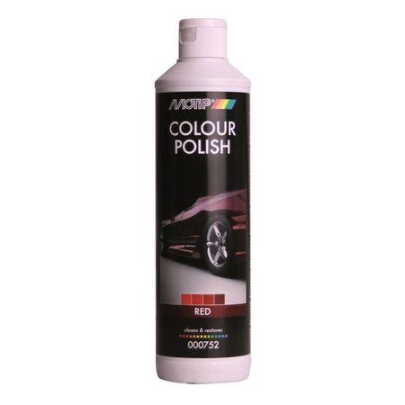 MOTIP COLOUR POLISH 752C polish rosu inchis 500ml