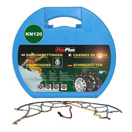 ProPlus Lanțuri pentru anvelope auto 12 mm KN120, 2 buc.