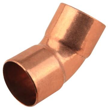 Cot Nr 2 Int-Int 45 Cupru 15mm - 667124