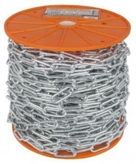 Lant Comercial Zincat pe Rola Plastic- 5x50 - 651105