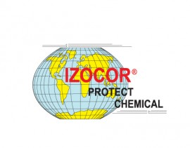 Mortar antiacid epoxidic IZOCOR MS, 29.6 kg.