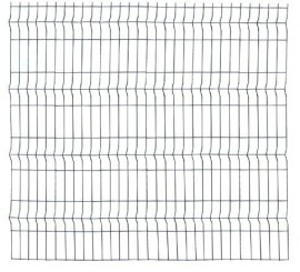 Panou Bordurat Zincat pt Gard - 2x2 - 673981
