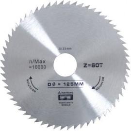 Panza Circulara Lemn 230mmx80T - 638019