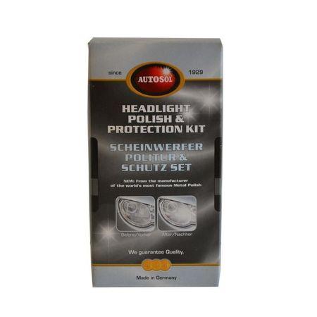 AUTOSOL Headlight Kit - set curatare faruri
