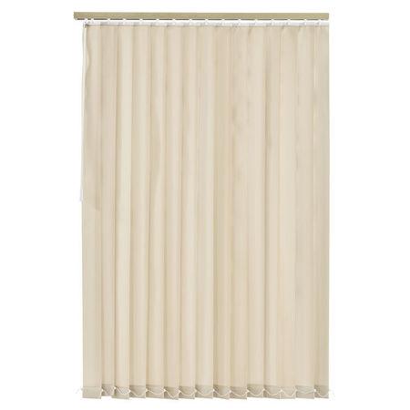 Jaluzele verticale cu lamele 150x180 cm - culoarea nisipului