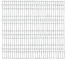 Panou Bordurat Zincat pt Gard - 2.5x1.2 - 673982