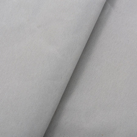 [en.casa]® Copertina Sonnensegel pentru soare sau vant, 4 x 6 m, poliester/poliuretan, gri deschis