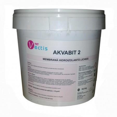 Membrana Bituminoasa Elastica Hidroizolanta AQUABIT 2 - 18 kg