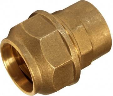 Mufa Rapida Fi Bronz Teava PVC 1 inch - 667073