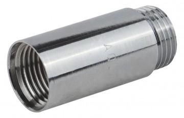 Prelungitor cromat 1/2 - 25mm - 670009