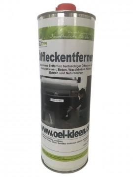 Soluţie pentru îndepărtat pete de ulei (hidrocarburi) din pavaj sau beton - ÖLFLECKENTFERNER 750 ml